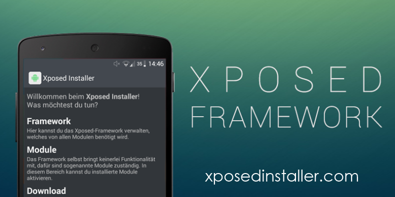 Xposed Installer APK screen shot